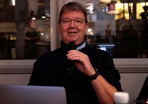 Christian Jakbetz Podcaster